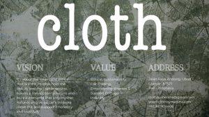 Cloth By Medina